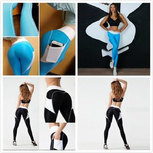 10pcs Sportswear Yoga Pants Fitness Yoga Leggings Push Up Running Sport Tights Women Workout Yoga Clothing Activewear black blue