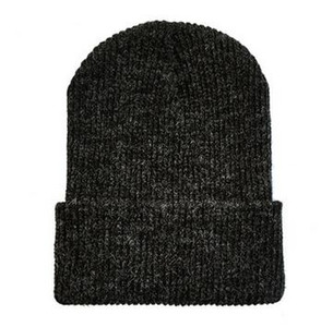 Wholesale New rabbit fur solid color knitted wool hat men and women autumn and winter Korean couple warm hat
