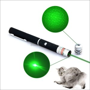 Wholesale 2 in Blue Violet Laser Pen Purple Pet Cat Toy Green Visible Lazer Diode Outdoor Tactics LED Red Light Beam Training Tools Presentation Poi
