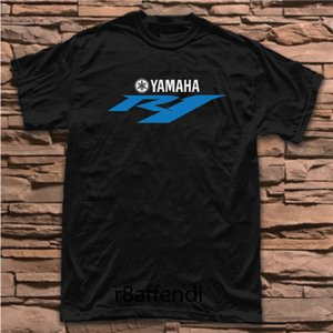 New Yamaha R1 YZF Motorcycle Racing T-shirt