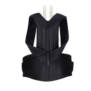 Wholesale Adjustable Universal Vest Elastic Posture Corrector Shoulder Back Brace Support Lumbar YS BUY