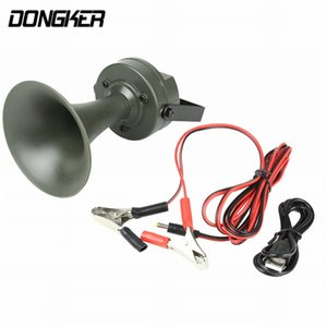 Wholesale DONGKER CP Digital Hunting Bird Caller MP3 Player W Speakers DB Bird Sound Hunting Decoy Outdoor Shooting Equipment