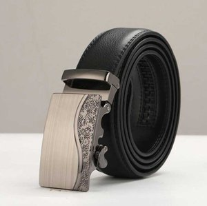 Male Waist Belts Genuine Leather Automatic Men Belt Cinturon Hombre Ceinture Homme Designer Cinto Masculino High Quality Business belts Bb20