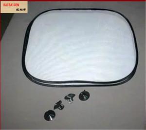Fashion DIY Sublimation Blank Car Sun Shade For Heat Transfer Press Machine Windows Sunshade Car Sun Visors