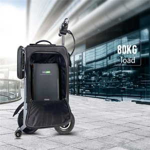 Wholesale Electric suitcase folding electric bike mini men and women small lithium ion battery electric bicycle V AH W
