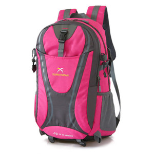 Wholesale Factory Outlet New Unisex Travel Large Capacity Backpack Leisure Sports Bag Travel Backpack Light Outdoor Mountaineering Bags