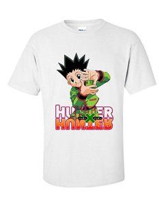Hunter X Hunter Anime Vibrant Adult T-Shirt Brand New