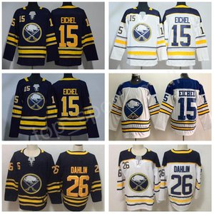Men Youth Buffalo Sabres 26 Rasmus Dahlin Jerseys 15 Jack Eichel 2018 Winter Classic Hockey Ice 21 Kyle Okposo 23 Sam Reinhart Man Women Kid on Sale