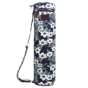 Wholesale Yoga Mat Bag Mat Bag Carrier Holder Sport Sling Bag with Sturdy Canvas, Smooth Zippers, Adjustable Strap, Large Functional Storage Pocket