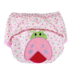 Reusable Nappies Cloth 1Pcs Cute Baby Diapers Diaper Washable Infants Children Baby Cotton Training Pants Panties Nappy Changing