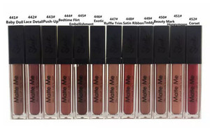 Wholesale sleek lipsticks for sale - Group buy Sleek MakeUp Ultra Smooth Matte Me Lipstick Lip Gloss Cream Long Lasting colors