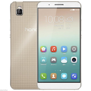 """Original Huawei Honor 7i 3GB RAM 32GB ROM 4G LTE Mobile Phone Snapdragon 616 Octa Core Android 5.2"""" 13.0MP Fingerprint ID Smart Cell Phone"""