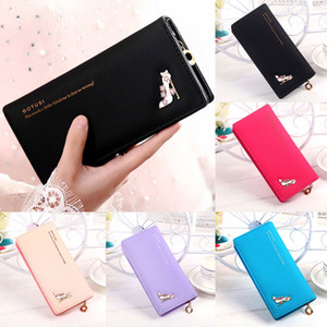 Wholesale High heeled Shoes PC Cute Wallet Women Coin Bag Leather Ladies Simple Bifold Small Handbag Purse