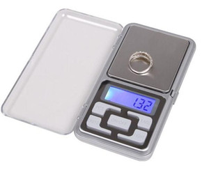 Wholesale wholesale Mini jewelry pocket LCD Digital Scale Electronic Scale Weight Scale backlight 200G 500G 0.01G g tl oz ct