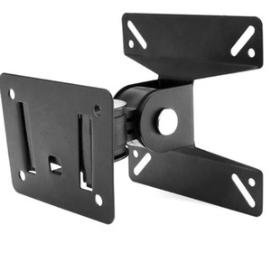 Wholesale Universal Rotated SPHC TV Wall Mount Swivel TV Bracket Stand for Inch LCD LED Flat Panel Plasma TV Holder