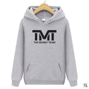 Wholesale Mens Embroidery Funny TMT Printed Hoodies Winter Japanese Style Hip Hop Casual Gym Sweatshirts Streetwear With Letter