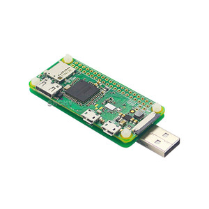 Wholesale For Raspberry Pi Zero W USB Adapter Board USB Extender Converter for PC Power Supply Free Welding