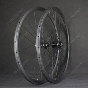 Wholesale wheel carbon racing resale online - The Best Road Bicycle Disc Brake mm Road Bike Carbon Wheel C Racing Road Aero Bicycle Wheels