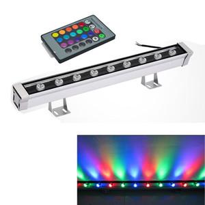 0.5M 9W 12W LED Wall Washer Landscape light AC 85V-265V 12V 24V outdoor lights wall linear lamp floodlight 50cm wallwasher