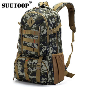 Wholesale SUUTOOP Army Shoulder Backpacks Casual Camouflage Rifle Bag Large Capacity Laptop Backpack Out Door Travel Back pack