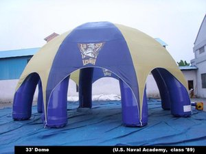Wholesale Inflatable spider tent Europe standard large outdoor spider party promotioal inflatable tent price