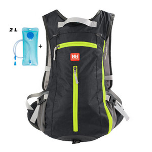Wholesale 15L Cycling Bicycle Bag Rainproof Ultralight Cycling Bicycle Riding Backpack With Helmet Net Cover Sport Climbing Bags