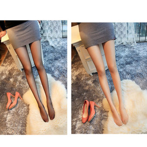 Wholesale Women Sexy Collant Pantyhose Fashion Summer Nylon Elastic Tights Stockings Pearl Glitter Sexy Transparent Stockings Pantyhose