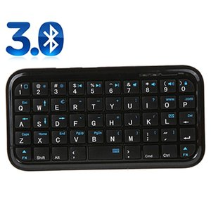 Wholesale NOYOKERE Portable Black Slim Mini Bluetooth Wireless Keyboard For Tablet PC Cellphone