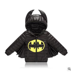 Kids boys&girls jacket winter coat warm down cotton jacket for baby outwear coat Christmas baby clothes kids costume