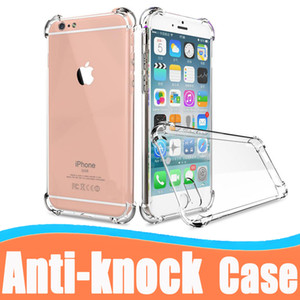 Wholesale Hot Sale Shockproof Transparent Case Soft Gel Silicone TPU Clear Back Cover Firm Skim For iPhone X S Plus
