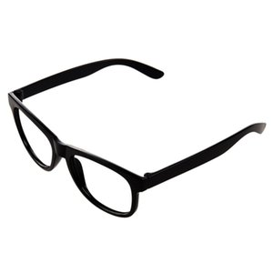Wholesale Stylish Boys Girls Children Kids Party Accessories Glasses Frame No Lenses New black