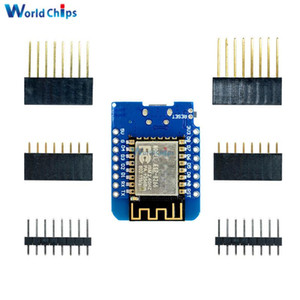 ESP8266 ESP-12 ESP12 WeMos D1 Mini Module Wemos D1 Mini Development Board USB 3.3V Based On ESP-8266EX 11