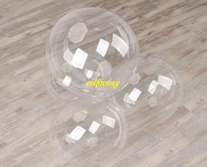 "100pcs lot Free shipping 10inch 18"" 20 inch 24"" Luminous Led Balloons wedding Decoration birthday party"