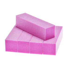 Hot Selling High Quality 5Pcs Nail Art Buffer File Block Pedicure Manicure Buffing Sanding Polish Wholesale Retail Ship From US