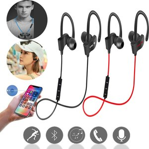 Wholesale Top Sales Wireless earphones Bluetooth Headphone Sport Headset Bass Waterproof auriculares with mic for iPhone android Xiaomi