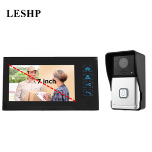 Wholesale Wired Video Door Phone TFT LCD Waterproof Touch Key Night Vision Home Electric Unlock Function Door Video Intercom