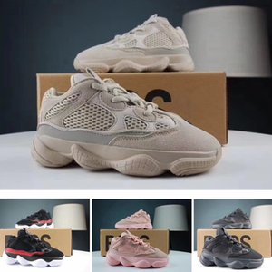 ca5682aa9 Blush Desert Rat Infant 500 Runners kids Running shoes Utility Black Baby  boy  girl Toddler Youth trainers Designer Children sneakers