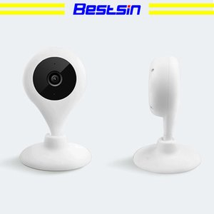 Wholesale Bestsin Wifi IP Camera HD P P2P Mini Wireless Baby Monitor for Home Security support Night Vision