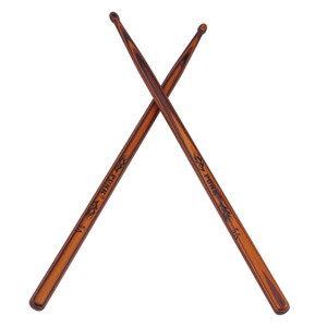 Wholesale maple wood drum sticks resale online - Hard Maple Drumsticks A Drum Stick Wood Tip Drumstick For Drummer