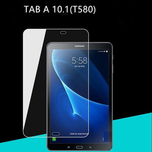 Wholesale For Samsung Tab A T580 T585 Tempered Glass Explosion Proof Screen Protector High Quality