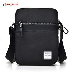 Wholesale Cloth Shake Men bag New mens shoulder bags high quality Polyester casual messenger bag Flap men s travel Crossbody Bags