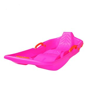 2018 winter snow sled snowmobile for kids and adult snowmobile snow toys Thickened anti-skid wear resistance sled on Sale