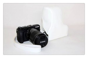 Camera Bag Case Cover For Canon EOS M3 Eos M3 Camera take out battery directly