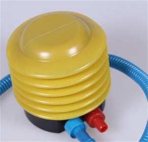 Wholesale pool parties resale online - Foot Air Pump For Balloon Kid Swimming Pool Inflate Tools Portable Foot Air Inflator Equipment For Party Wedding Balloon dy dd