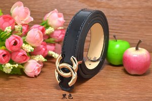 Wholesale New Top quality PU childrens belts brand design children s waist belts for pants trousers Girls jeans belt metal buckle