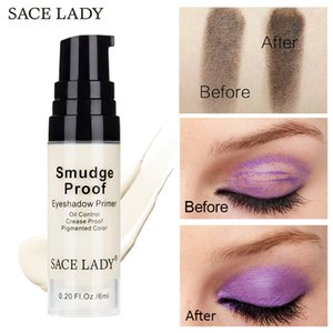 Wholesale 1 PC Eyeshadow Primer Makeup Eye Base Cream Liquid Eye Shadow Primer Make Up Oil Control Brighten Long Lasting Cosmetic