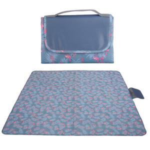 Wholesale baby climbing pad for sale - Group buy Waterproof Foldable Outdoor Camping Mat Pad Picnic Mat Pad Blanket Baby Climb Plaid Blanket Moistureproof Beach Blanket Mat x145cm