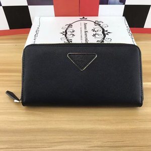 Wholesale popular high quality hot selling genuine leather brand designer wallet for women good price