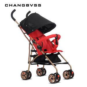 Wholesale Hot Sale Baby Stroller Pocket Stroller Urltra Light Folding Baby Cart Carrinho Pram Travel Stroller Pushchair Take On Plane