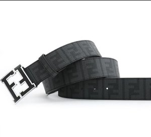 Wholesale HOT classic style F buckle belt double alphabet buckle real picture size cm GOOD QUALITY as a gift not with box